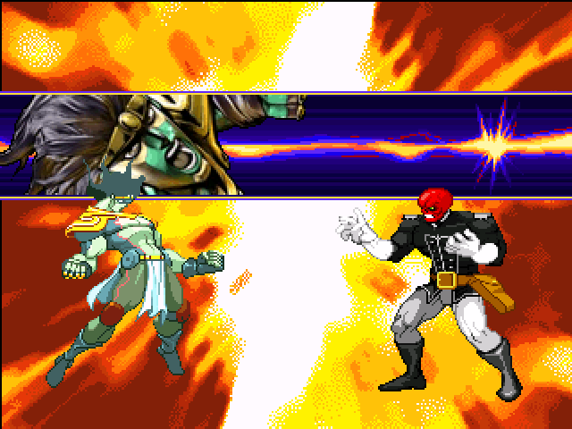 Star Platinum -Standalone- for Win MUGEN & 1.0 Sp2